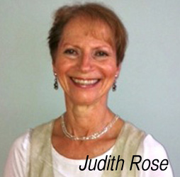 Judith Rose - Vital Movement - Let there be light