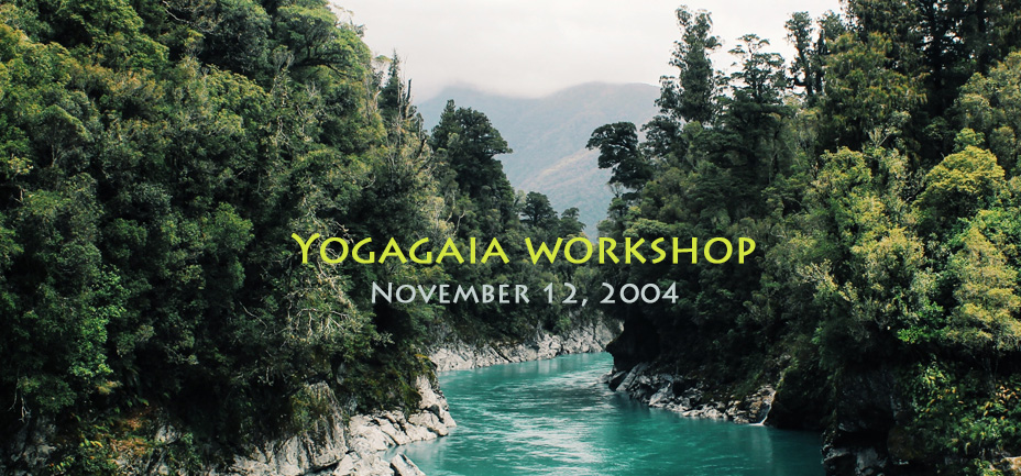 Earth's ressources - Yogagaia