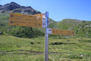 pictures of Cheneil Hiking crossway path