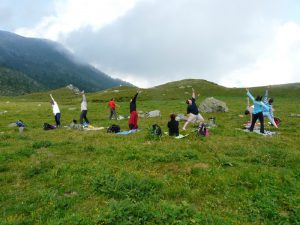 pictures of Cheneil Yogagaia in italy