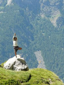 Pictures of Cheneil - Yoga, mountains, retreat