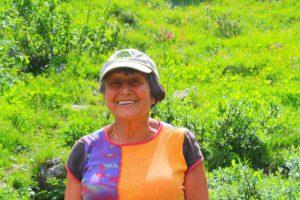 Pictures of Cheneil - Hasita Agi Nadai, rejuvenation and meditation in the Alps