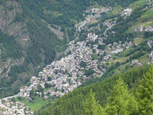 pictures of Cheneil Mountain valle d'Aosta