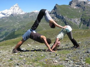 pictures of Cheneil yoga pyramid