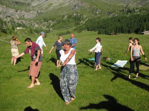 Pictures of Cheneil Yogagaia session