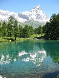 Pictures of Cheneil - Lake, landscape, alps