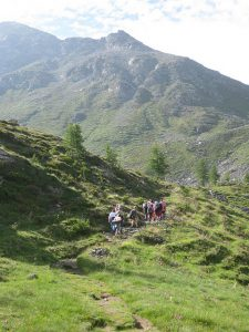 Pictures of Cheneil • Hiking trail in Valle d'Aosta