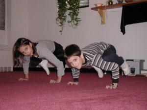 Children and Yoga