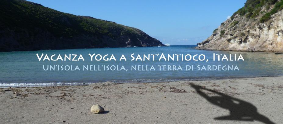 Vacanze Yoga - Yogagaia, Sardegna, Italy con Yogagaia