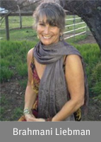 Brahmani Liebman picture, Yoga and life