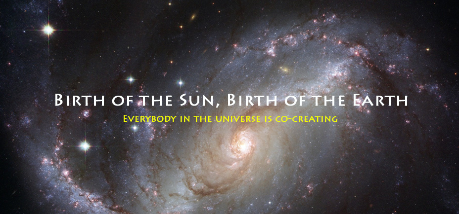 Birth of the sun, birth of the earth, Yogagaia's sessions